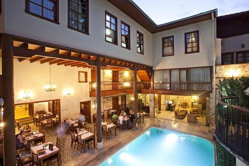 Mediterra Art Hotel, Profilbild