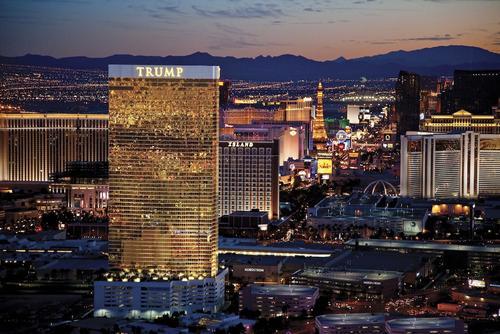 Trump International Hotel Las Vegas, Imagen destacada