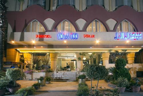 فندق سويس إن النيل, الصورة الأساسية