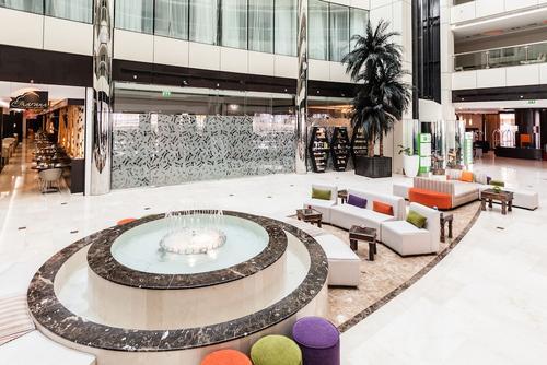 Holiday Inn Dubai - Al Barsha, Lobby