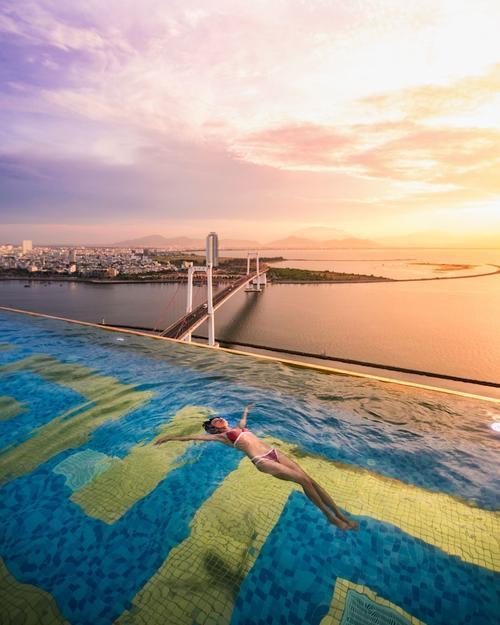 Danang Golden Bay, Imagen destacada