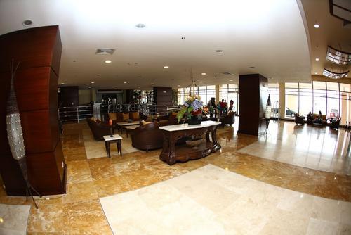 Radisson Colon 2,000 Hotel & Casino, Vestíbulo