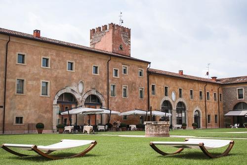 Hotel Veronesi La Torre, Hoofdafbeelding