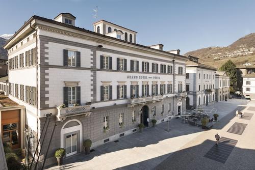 Grand Hotel Della Posta, Featured Image
