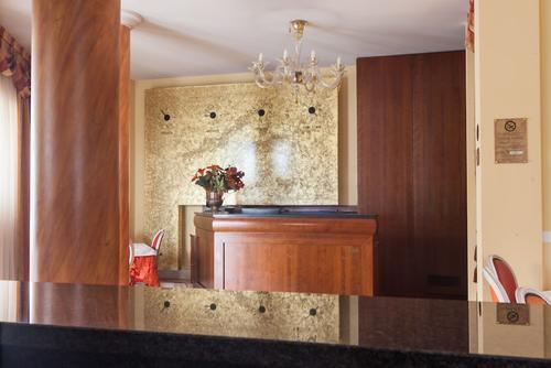Hotel Alle Torri, Lobby