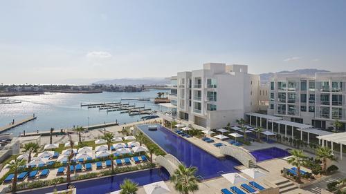 Hyatt Regency Aqaba Ayla Resort, Immagine fornita dalla struttura