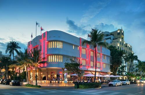 Cardozo Hotel South Beach, Immagine fornita dalla struttura