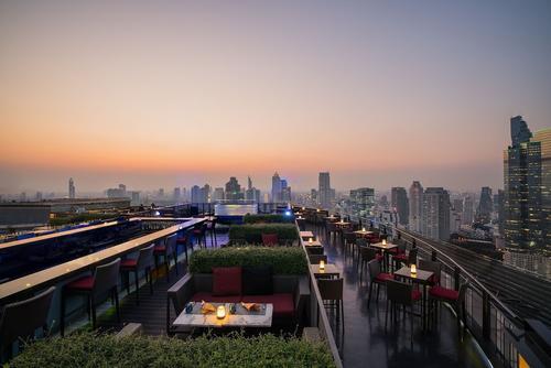 JC Kevin Sathorn Bangkok Hotel, Featured Image