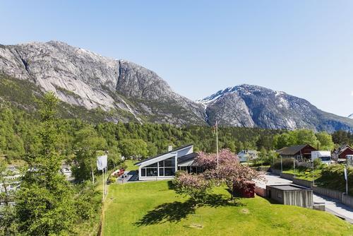 Eidfjord Fjell & Fjord Hotel, Featured Image