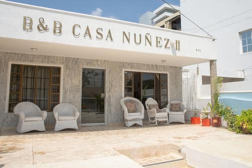 Ayenda 1802 Casa Nuñez, Front of Property