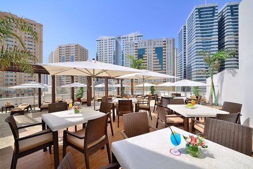 Golden Sands Hotel Sharjah, Imagem em destaque