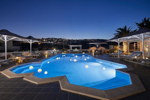 Milos Villas Hotel, Featured Image