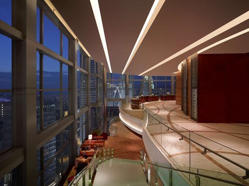 Grand Hyatt Kuala Lumpur, Lobby