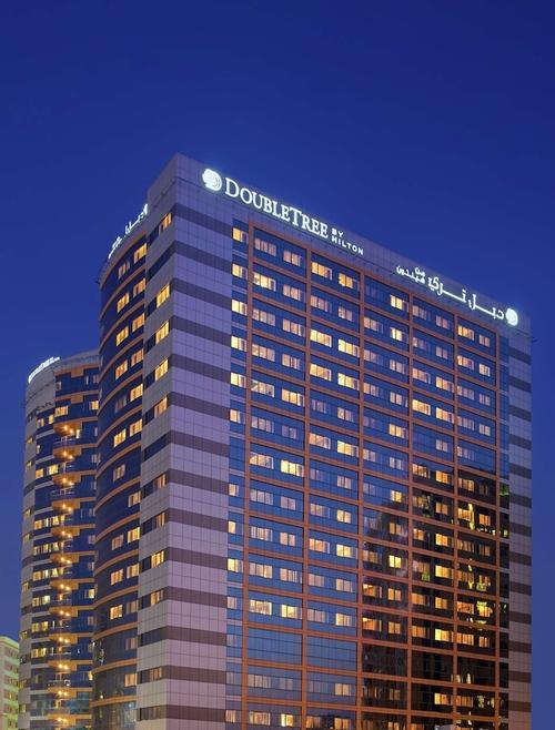 DoubleTree by Hilton Hotel and Residences Dubai Al Barsha, Immagine fornita dalla struttura
