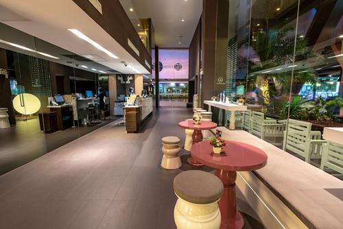 A-One Star Hotel, Lobby