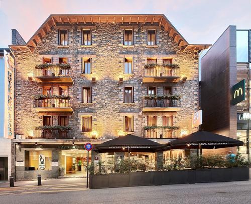 Hotel de l'Isard, Imagen destacada