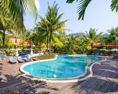 Khaolak Bhandari Resort & Spa ,