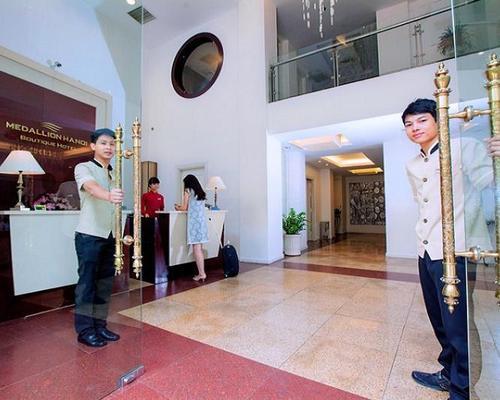 Medallion Hanoi Hotel,
