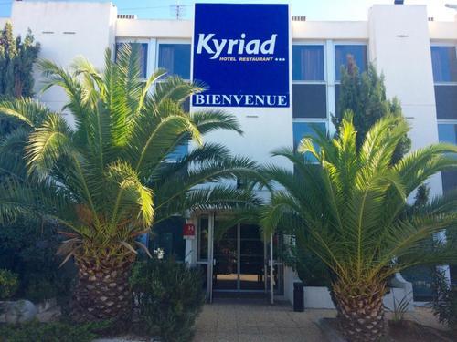 Kyriad Marseille Ouest Martigues,